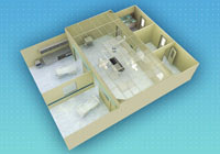 Errichtung von gesundheitsräumen