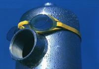 Schwimmbad rohr-wärmetauscher