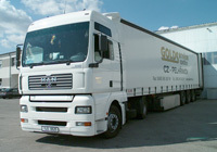 Lkw – lastverkehr