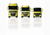 Service der lastkraftwagen daf