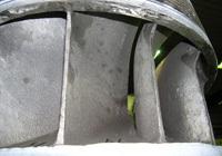 Gussstücke für wasserkraftwerke