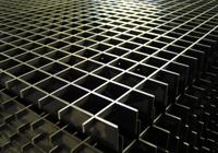 Stahlfußbodenroste