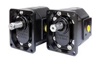 Hydraulische zahnradmotoren