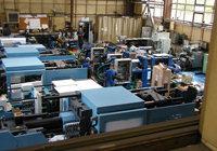 Spritzgussmaschinen für kunststoffe