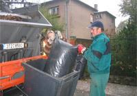 Abfallbehandlung