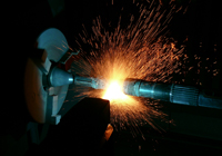 Industrielle armaturen
