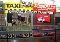 Transport flughafen prag