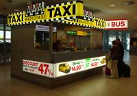 Kostengünstiges taxi in prag